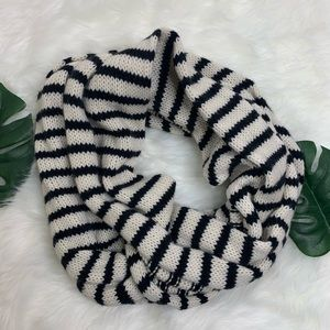 BP | Striped Infinity Scarf